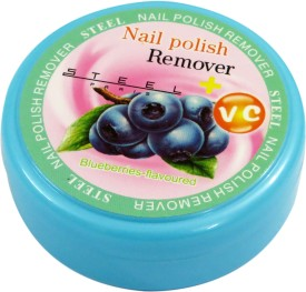 Steel Paris Blueberry-Nail Polish Remover