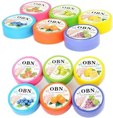 OBN Nail Polish Remover Tissue Pads Wet Wipes Pack of 12(384 Wipes)