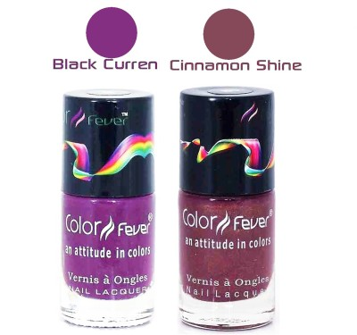 Color Fever Matte Nail Polish Combo 241 18 ml