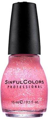Sinful Colors Professional Enamel Pinky Glitter 830 15 ml