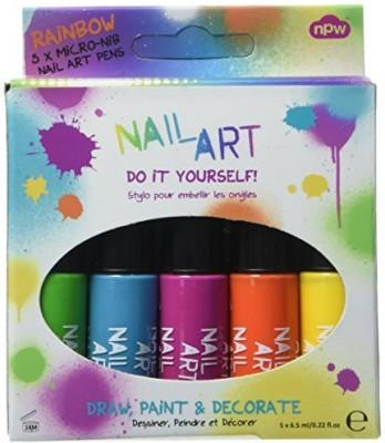NPW Nail Art Rainbow Set Of NP2959 6.6 ml