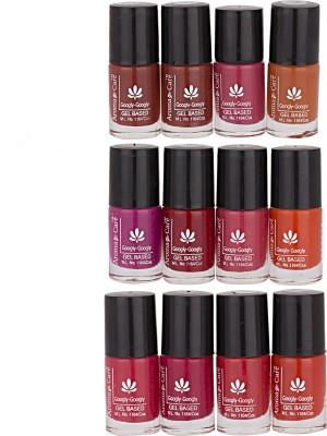 Aroma Care Mab Multi Color Nail polish Combo 04-05-06 60 ml