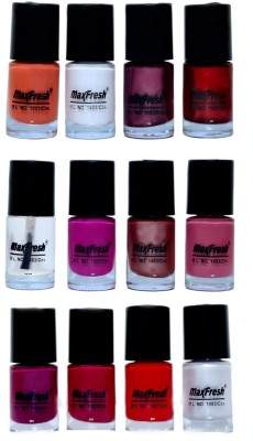 Max Fresh Valueale Nail Polish Combo 30 72 ml