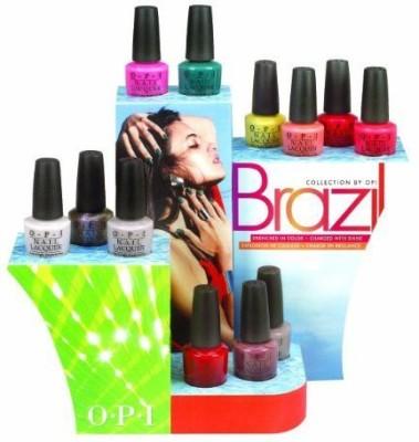OPI New Polish Brazil Collection Spring 2014 (12) 15 ml