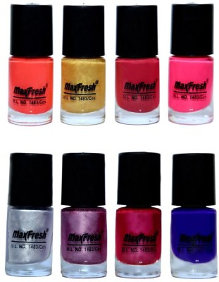 Max Fresh Matt Nail Polish Combo 117 48 ml