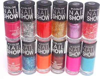 V-Color Nail Show 72 ml(Multicolor Set 15)