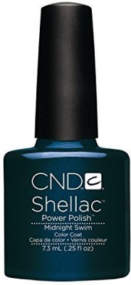 CND Cosmetics Nail Shellac New Fall Midnight Swim CNDS0003 54 ml