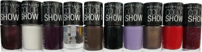 Maybelline Color Show Bridel Wear Combo 60 ml