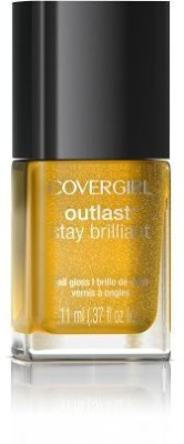 Covergirl Outlast Stay Brilliant Nail Gloss Sulfur Blaze NA 11.1 ml