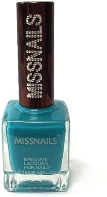 Miss Nails Ocean Blue 16 ml