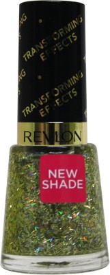 Revlon Golden Confetti (Transforming Effect Nail Enamel Top Coat ) 8 ml