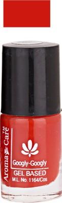 Aroma Care Classic Speed Dry Orange Nail Polish 6 ml(Orange)
