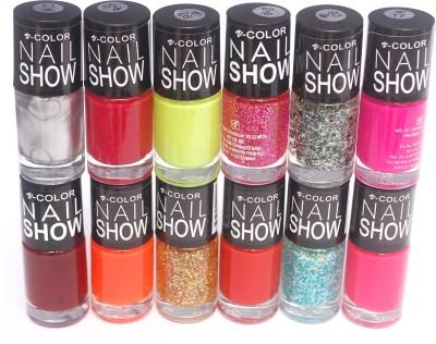 V-Color Nail Show 72 ml(Multicolor Set 19)