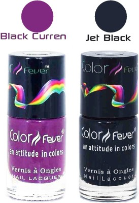 Color Fever Matte Nail Polish Combo 249 18 ml