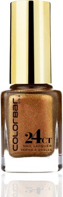 Colorbar 24 CT Nail Lacquer 9 ml