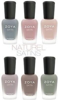 Art beauty Zoya Satin Matte Collection Sampler 15 ml