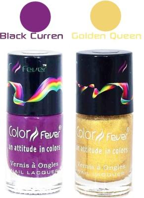 Color Fever Matte Nail Polish Combo 248 18 ml