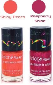 Color Fever Matte Nail Polish Combo 114 18 ml