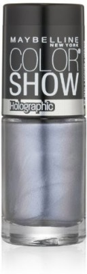 Maybeline New York Color Show Nail Lacquer, Blue Blaze 15 ml