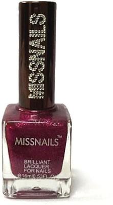 Miss Nails Pink Glaze 16 ml