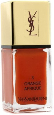 Yves Saint Laurent La Laque Couture Nail Lacquer 10 ml(3 Orange Afrique)