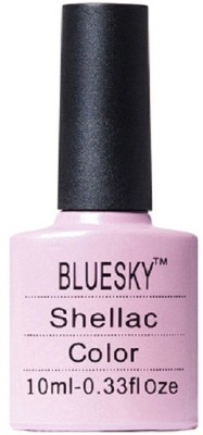 Bluesky Shellac Nail Polish 10 ml(Strawberry Smoothie)