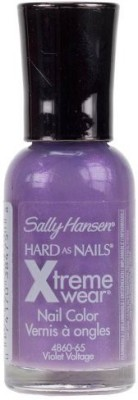 Sally Hansen Hard Extreme Wear Nail Color Violet Voltage 15 ml