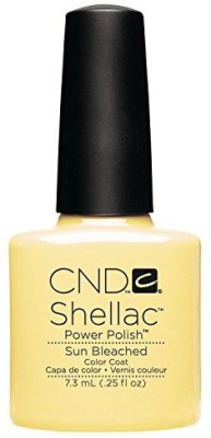 CND Nail Products Cnd Shellac Power Polish Open Road Collection Sun Bleached CNDS0097 7.3 ml