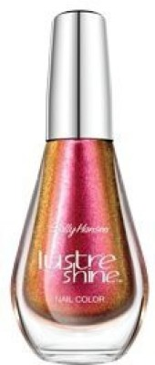 Sally Hansen Lustre Shine Nail Color - Lava - 15 ml
