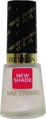 Revlon Transforming Effect Nail Enamel Top Coat Matte Pearl Glaze 8 ml(Matte Pearl Glaze)