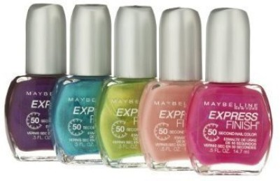 Maybeline New York Express Finish Nail Polish 659 Fuchsia Fever 15 ml