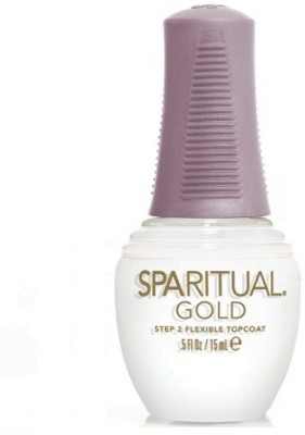 Spa Ritual Gold Top Coat 15 ml