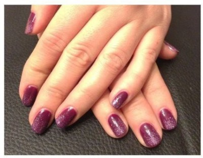 Gelish Harmony Uv Soak Off Plum And Done ) HMYG00220 15 ml