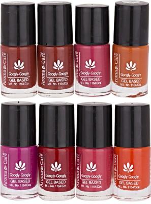 Aroma Care Mab Multi Color Nail polish Combo 04-05 40 ml