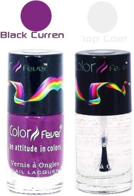 Color Fever Matte Nail Polish Combo 250 18 ml
