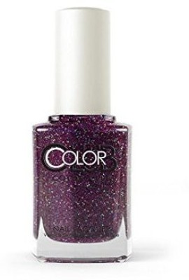 Color Club Winter Affair Purple Sparkle Gift Of Sparkle 05AWA04 1.5 ml