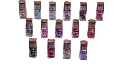 vml VML Nail Paint Shiny 15 pcs 150 ml