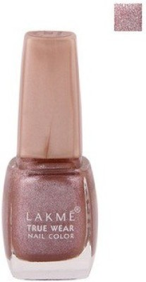 Lakme True Wear Nail Color, Shade JJV 12, 9 ml 9 ml