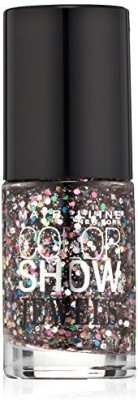 Maybeline New York Show Jewels Top Coat Mosaic Prism 604 Mosaic Prism 6.9 ml