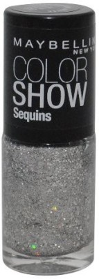 Maybeline New York The Color Show Limited Edition Silver Gleam COLOR SHOW 15 ml