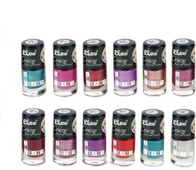 Elco Crazy Nail Enamel(pack of 12) 72 ml