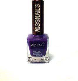 Miss Nails Plush Purple 16 ml