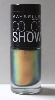 Maybeline New York Limited Edition Color Show Nail Lacquer - 715 Boho Gold 15 ml