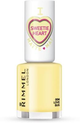 Rimmel London Sweetie Heart Velvet Matte Pastels 8 ml