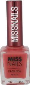 Miss Nails I'M To Hot 16 ml(Charming Red)