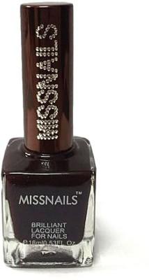 Miss Nails Poppy Maroon 16 ml
