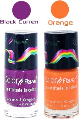 Color Fever Matte Nail Polish Combo 251 18 ml