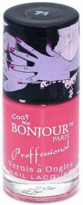 Bonjour Paris Matte Texture Nail Polish 9.5 ml(NP-71)