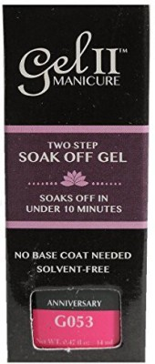 Gel II Soak Off Anniversary 14.1 ml
