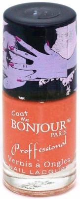 Bonjour Paris Matte Texture Nail Polish 9.5 ml(NP-74)